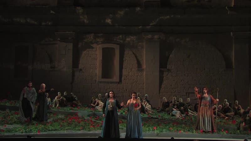 Mayr Medea in Corinto Майр Медея в Коринфе Festival della Valle d'Itria 2015