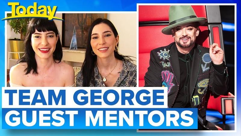 The Veronicas joins The Voice as guest mentors | Today Show Australia