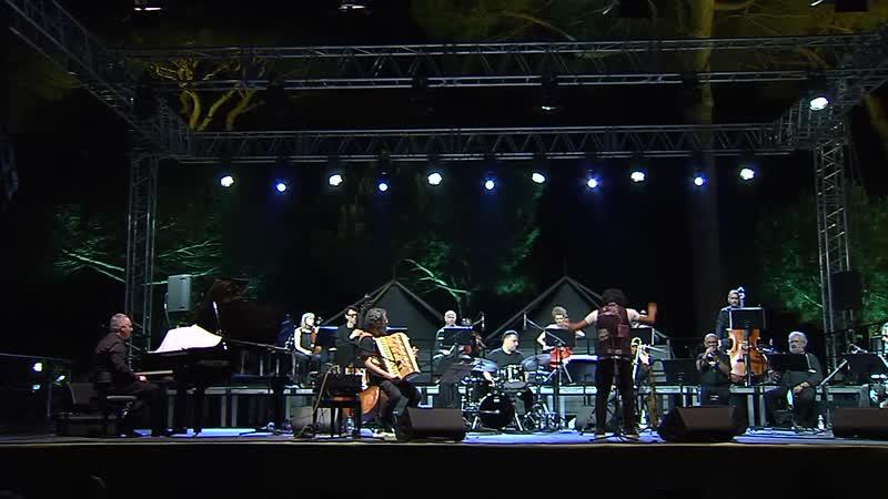 Ravenna Festival Italian Jazz Orchestra Fabio Petretti Tribute to Federico Fellini Cervia 29 06 2020 часть 2