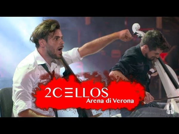 2CELLOS Voodoo People Live at Arena di Verona