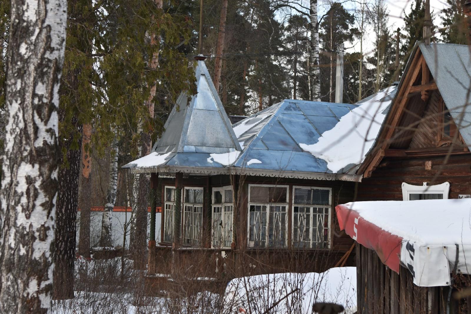 Посёлок Вырица, Ленинградская область