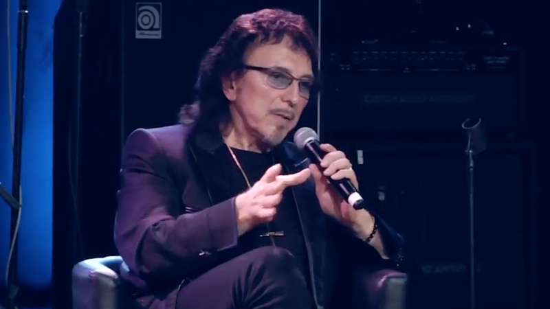 Black Sabbath's Tony Iommi Dio Memories Rejecting Eminem MI Conversation Series Part 2
