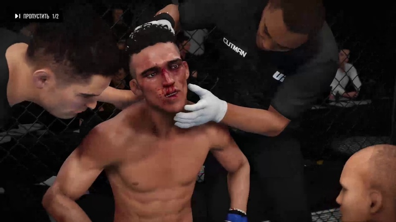 лучший боец в UFC 3
