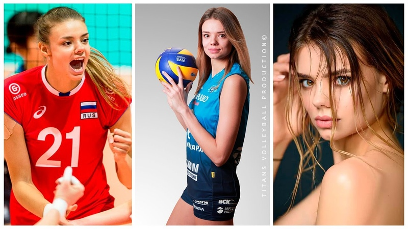 Ekaterina Efimova Екатерина Ефимова Best Volleyball Actions Women s VNL 2018