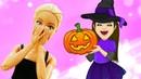 Видео Барби для детей. Готовимся к празднику! Видео мультики с куклами
