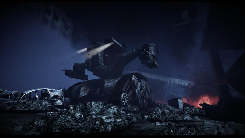 Терминатор T-1 HK Tank для мода Judgment Day v0.8 (Demo)