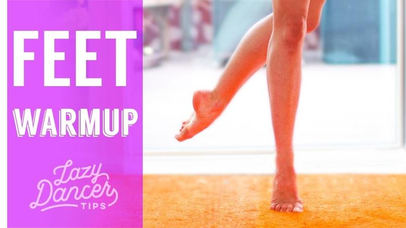 Ballet Feet Warmup Get Ready For Class