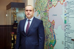 Первое интервью Давида Тодуа на посту главы района