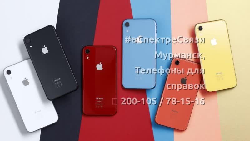 СПЕКТР СВЯЗИ в Мурманск Молле