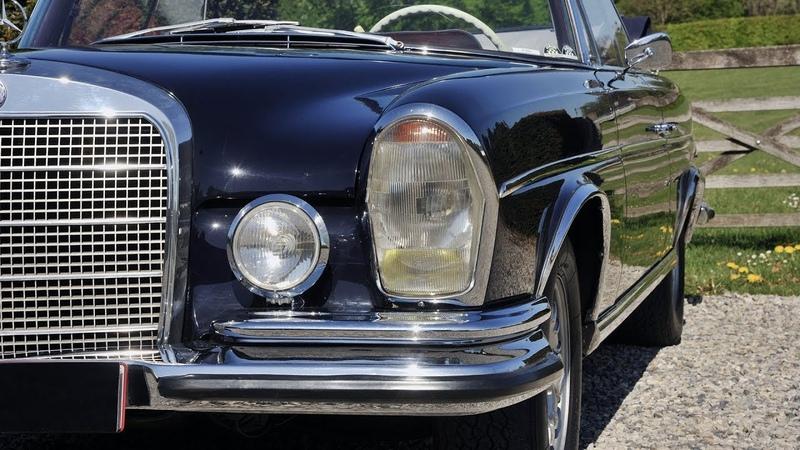 1964 Mercedes Benz 300 SE Cabriolet w112 beautiful rare convertible