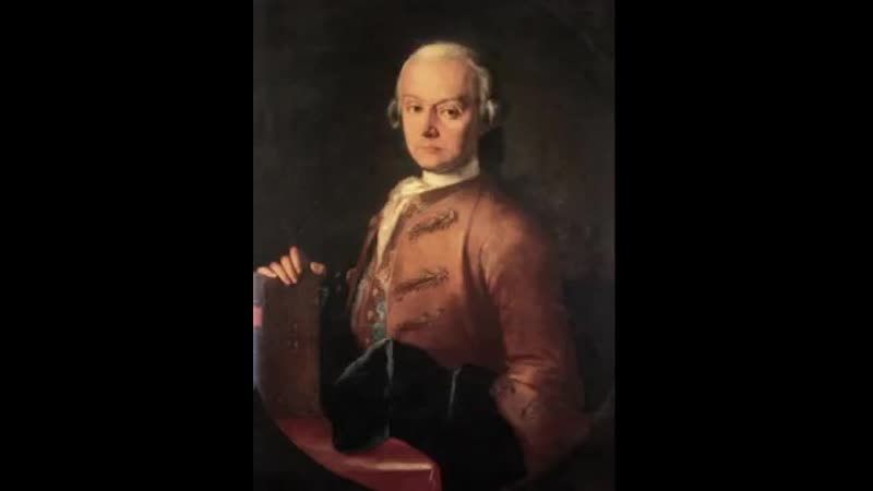 Leopold Mozart Serenade in D major for trumpet trombone string orchestra 1995