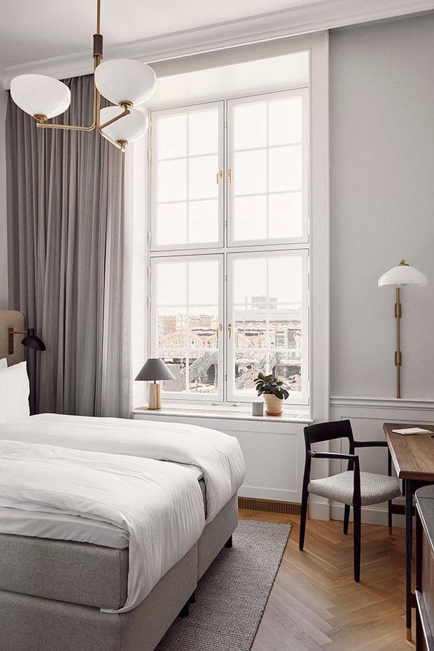 Дизайн-отель в здании главпочтамта в Копенгагене