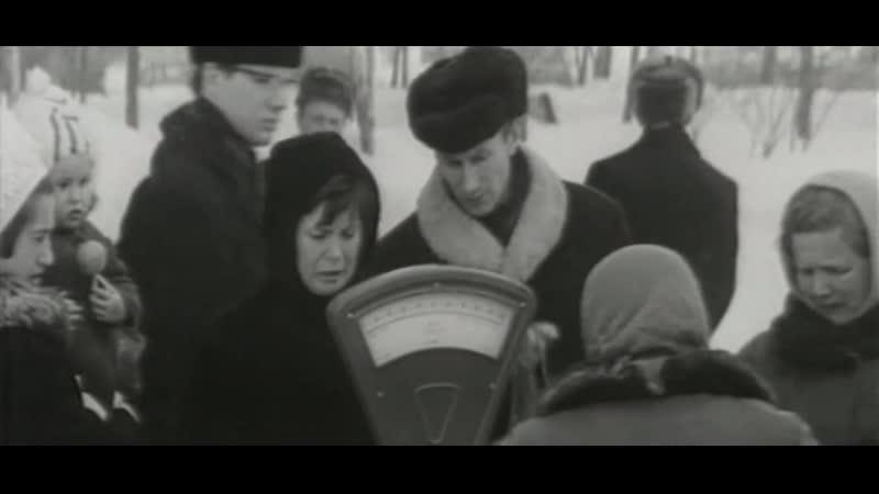 ФИЛЬМ 1970 Городской Романс ПЁТР ТОДОРОВСКИЙ