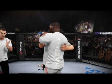 VBL 8 Light Heavyweight Rogerio Nogueira vs Anthony Johnson