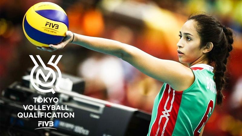 Samantha Bricio Samy Women's Volleyball IOQT 2019