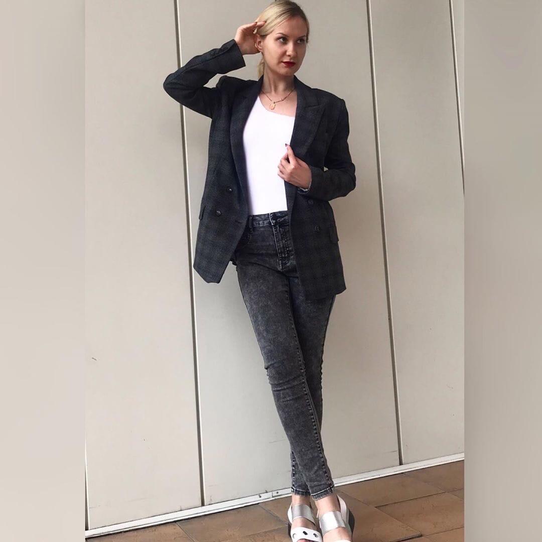 Катя Богданова о своей внешности