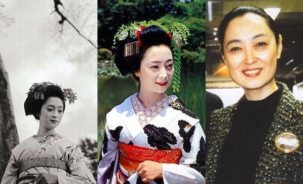 «Настоящие мемуары гейши» Минэко Ивасаки, изображение №1