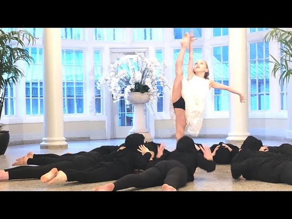 LIlly K Tribute to a Young Dancer who survived Brain Cancer What's Up Cover