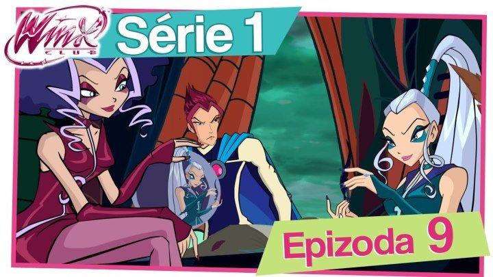 Winx Club Série 1 Epizoda 9 Zrada TV PRIMA
