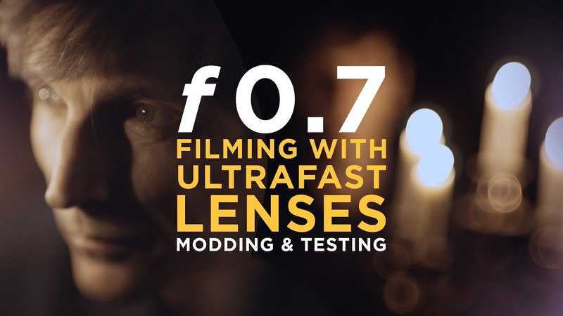 F0 7 Ultrafast Lenses Legends budget options modding and testing MDEpicEpisodeS2E02