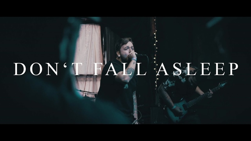 Hollow Front Don't Fall Asleep OFFICIAL MUSIC VIDEO