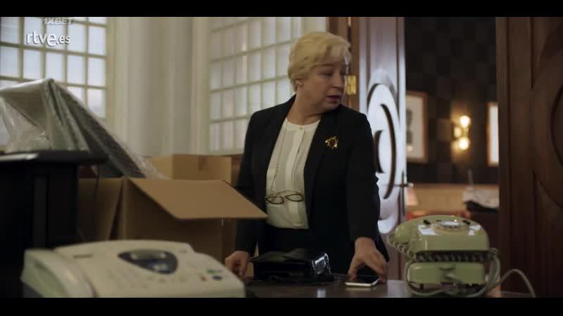 Министерство времени El ministerio del tiempo S04E00 4 сезон