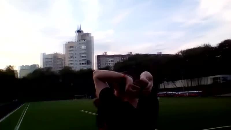 а мы продолжаем тренить на стадионе. GO с нами!