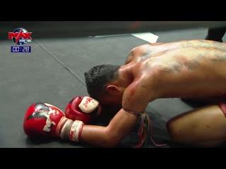 Max Muay Thai วันที่ 2 สิงหาคม 2563