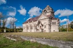 Дмитриевская церковь в Данковском районе будет отреставрирована