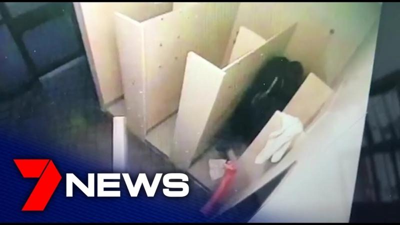 Rebels bikie's attack on paedophile sparks internal investigation Adelaide 7NEWS