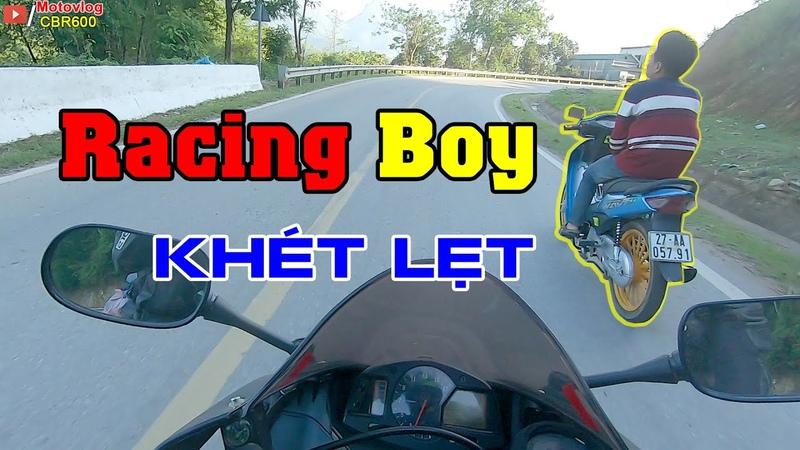 Gặp Racing Boy chạy Khét Lẹt Vỉa Trâu Bò Chó Mèo Trên Tuần Giáo | Tour Tây Bắc | P5