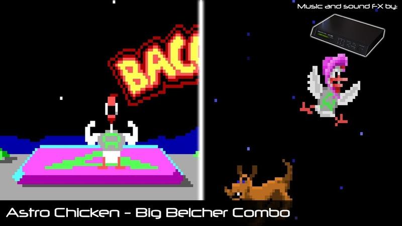 Astro Chicken Big Belcher Combo