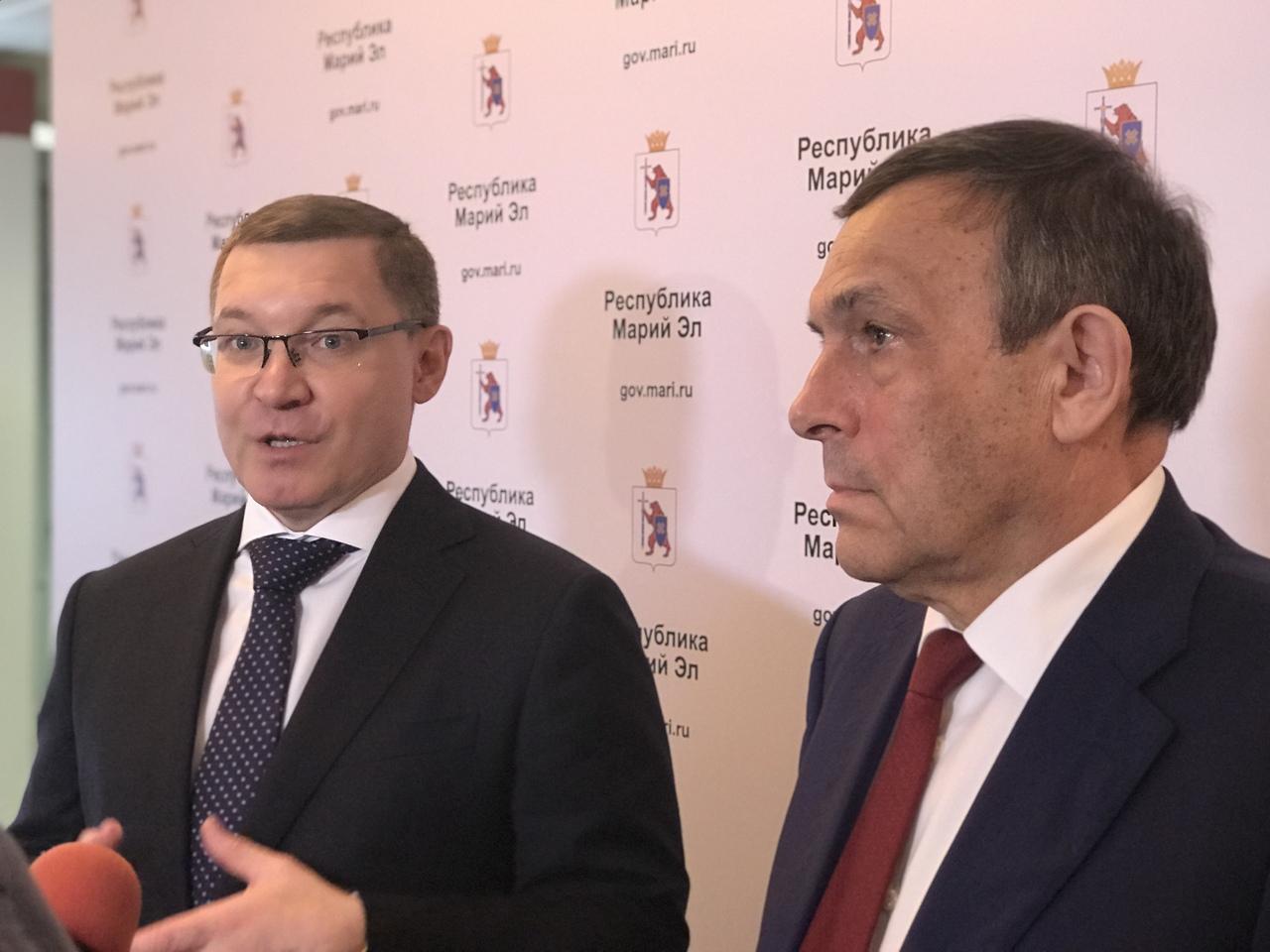 Глава Минстроя РФ обозначил приоритеты в работе пленарного заседания в Йошкар-Оле