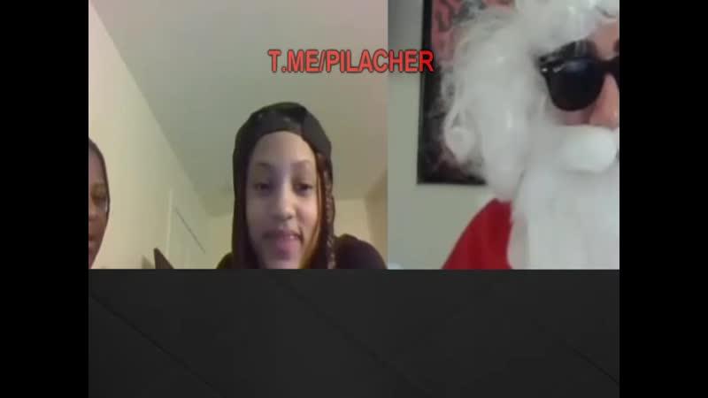 Правый Санта
