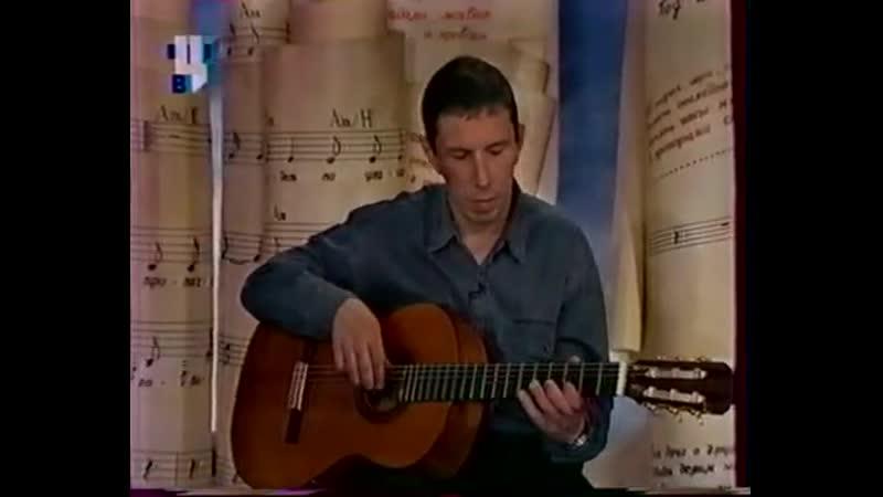 Полет над гнездом глухаря ТВЦ 2000 Валерий Пак