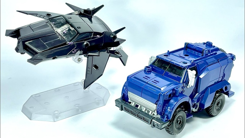 Transformers PRIME Breakdown Vehicon 2 Pack Chefatron Review