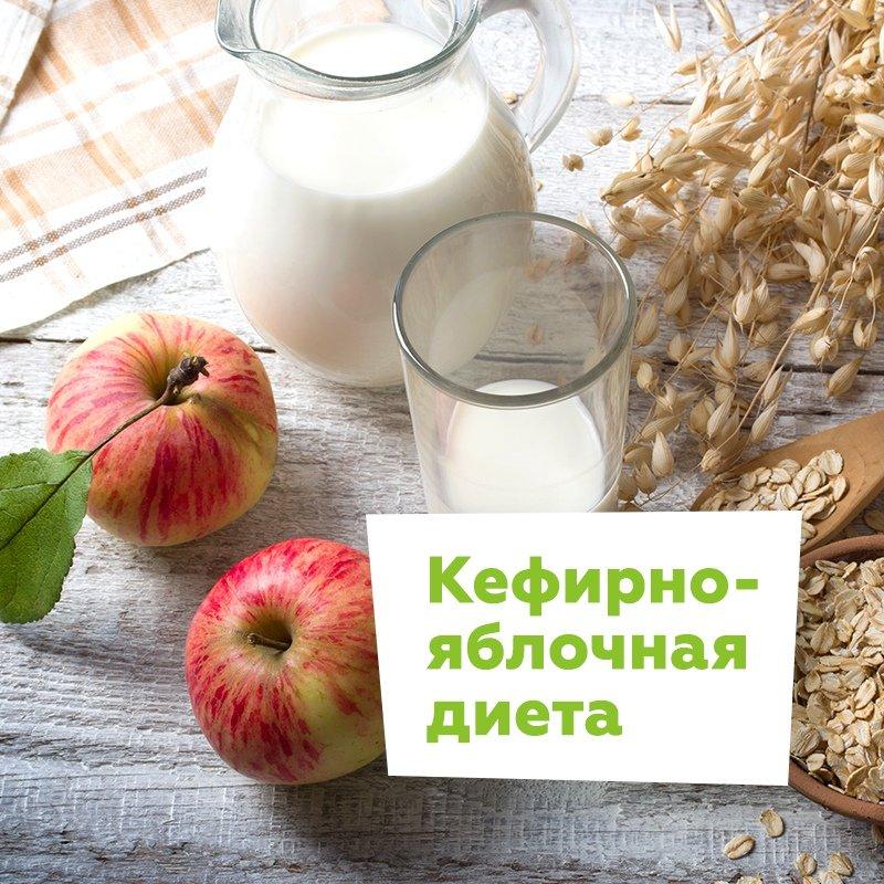 Кефирная диета рецепты