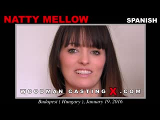 WoodmanCastingX – Natty Mellow