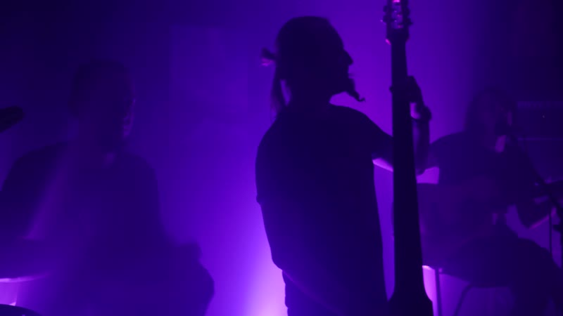Lunar Woods A BRAND NEW STORY acoustic live @ Метроном дедушки Марли
