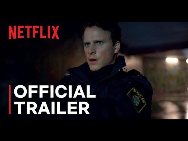 Молодой Валландер Young Wallander русский трейлер субтитры Netflix