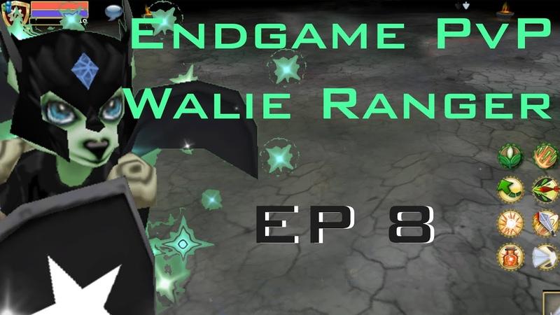 Pocket Legends Endgame Lv 110 PvP Slowly Delving Into Madness