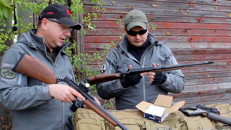 Обзор Browning Buckmark патроны CCI