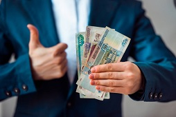 Липецкий район в тройке лидеров по уровню зарплат