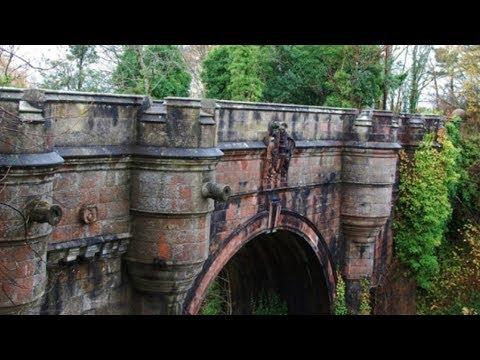 МОСТ САМОУБИЙЦ Мост на котором собаки совершают самоубийства