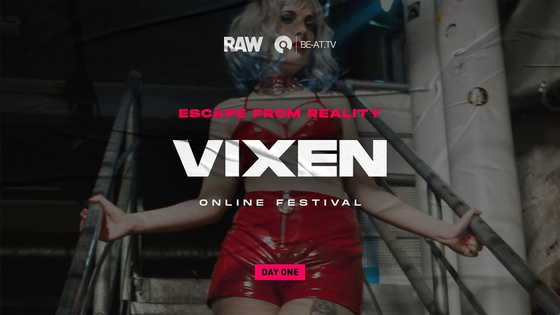 Vixen x Sylvie Ji | RAW Escape From Reality 2 | BE-AT.TV