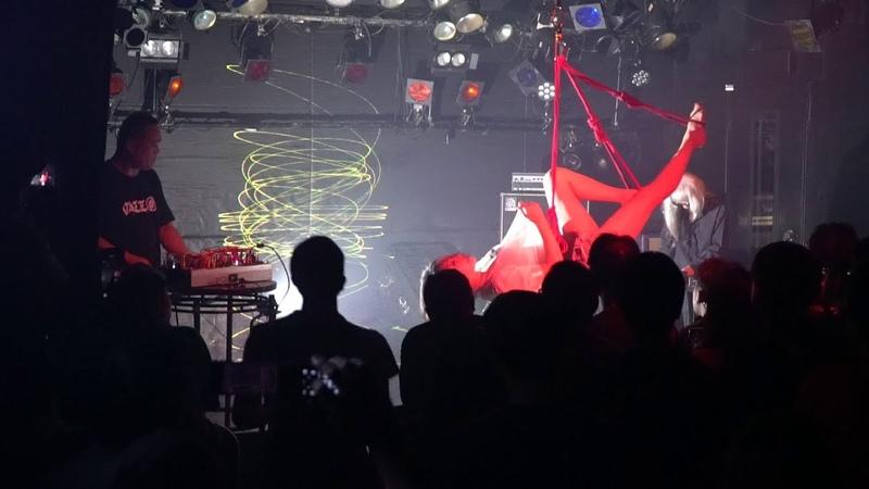 ドラ☆美保 and 灰野敬二 - ドラ☆美保 2nd DVD 記念 Live (2017.08.12)