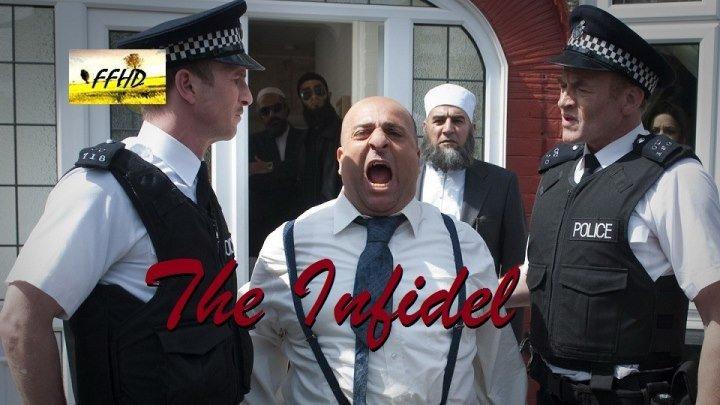 Неверный The Infidel 2010 драма комедия Омид Джалили Арчи Панджаби