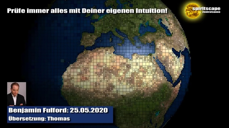 Benjamin Fulford 25 05 2020 Deutsche Fassung Echte Lesung 720p 25fps H264 128kbit AAC