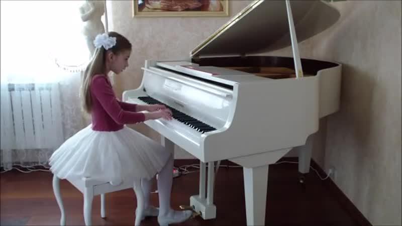 Изабелла Неверова Москва 8 лет