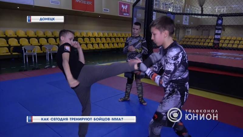 Как сегодня тренируют бойцов MMA 31 03 2020 Панорама